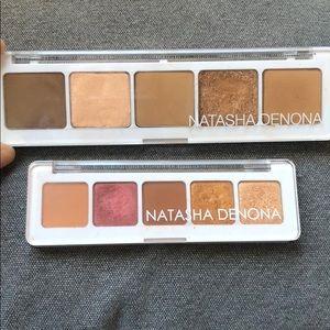 Natasha Denona Palettes Camel & Mini Sunset